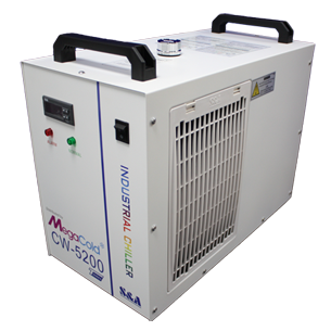 S&A CW-5200 Chiller